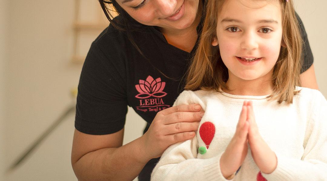 Massage til børn